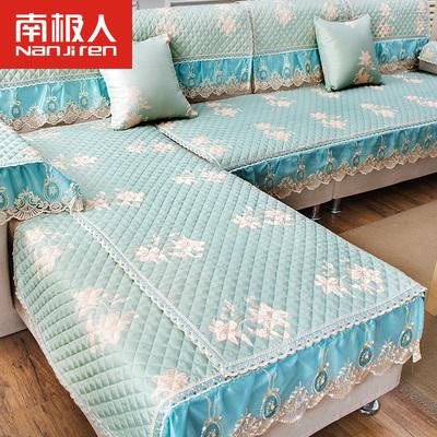 沙发垫欧式四季通用布艺沙发套全包萬能套简约防滑坐垫组合沙发罩