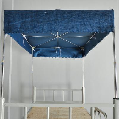 大学生床帘上铺物理遮光