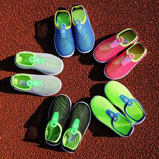 男童鞋中大儿童跑步鞋2018春季新款学生休闲鞋透气网面运动鞋