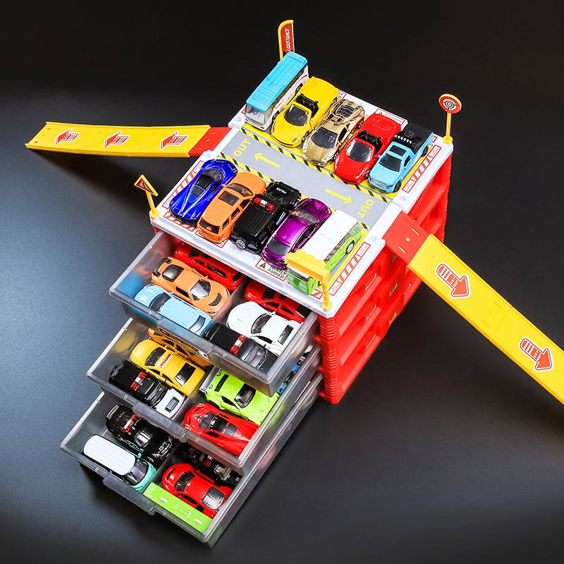 合金工程车模型玩具
