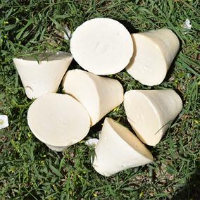 新疆天然库车洗脸羊奶手工皂28.9元发3块包邮 外送羊奶皂2块