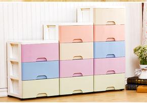 门厅自由组合卧室整装鞋柜收纳柜实木布艺整理柜橱柜衣橱玩具床边