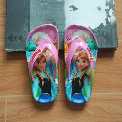 夏季儿童拖鞋卡通可爱小孩子男女童人字拖小童宝宝防滑夹脚趾拖鞋