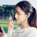 耳机挂耳式线控带麦