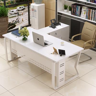 办公家具老板桌总裁桌办公桌有实体店吗