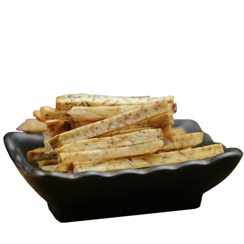 逗子桂油炸荔浦芋头条80g四口味 广西桂林特产香脆咸味果干好零食