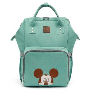 迪士尼妈咪包多功能大容量妈妈包母婴包外出时尚双肩包婴儿背包