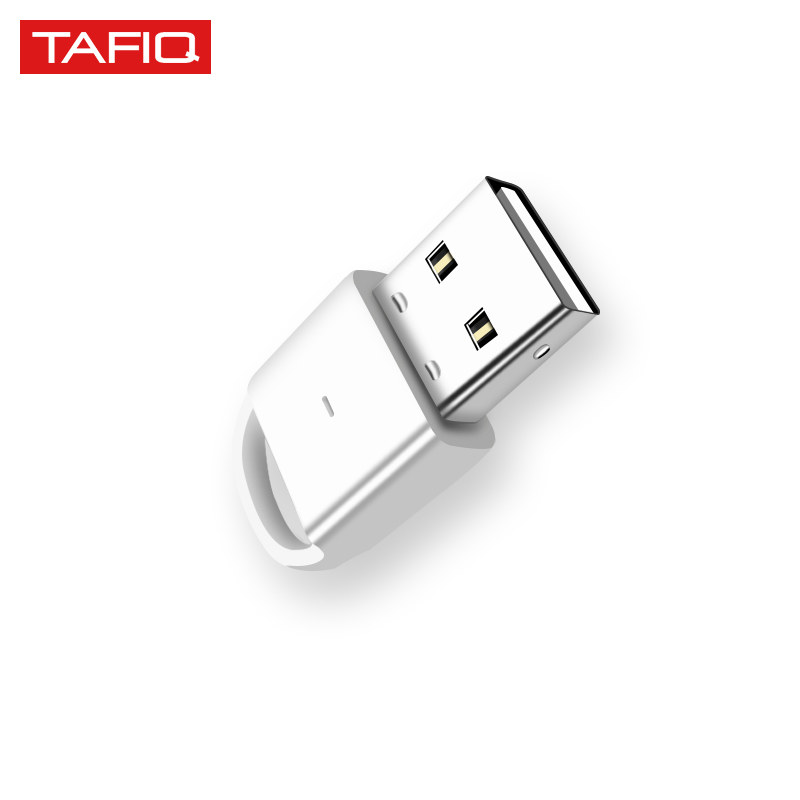 塔菲克USB蓝牙适配器4.0电脑台式机ps4笔记本pc主机音响耳机鼠标键盘打印机通用外置无线发射接收器5.0免驱动