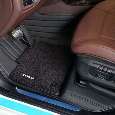 2018款新宝马x5x6x4x3x1专用原厂地毯式真皮原装全包围汽车脚垫