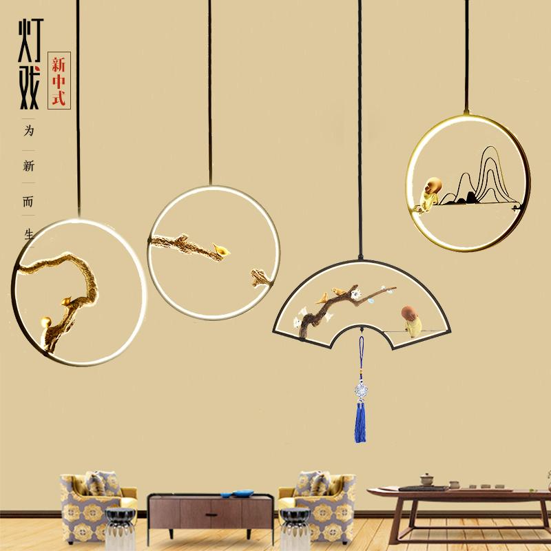 客厅吊灯创意个性创意书房灯具