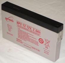 正品genesis NP2-12 12V2AH医疗设备 通信电源 照明电源用蓄电池