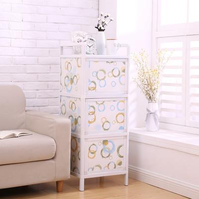 收纳柜储物柜宜家橱柜简易整理柜客厅置物柜碗柜厨房柜子床头柜十大品牌