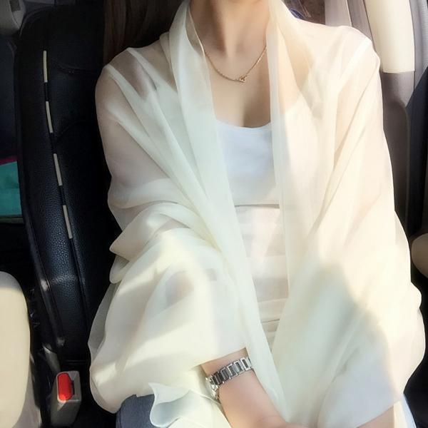 Женские шарфы из шифона Артикул 529453811786