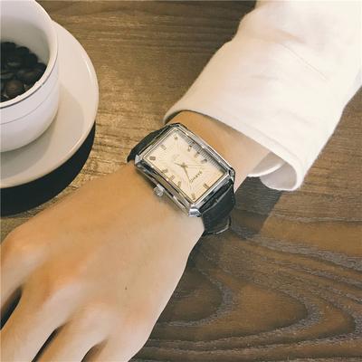 手表男士皮帶非機械