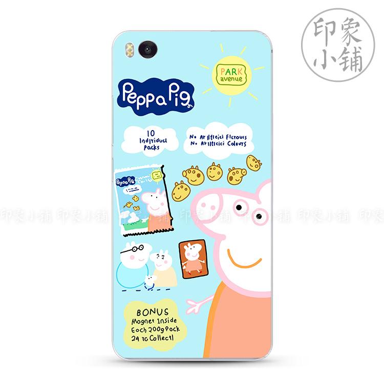 小米note/5/5S/5Splus mix手机壳保护套软卡通女款小猪可爱萌个性