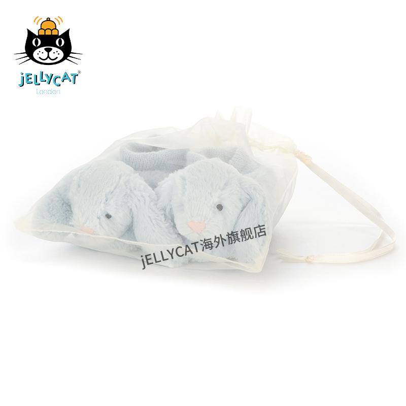 英国进口jELLYCAT害羞邦尼兔婴儿宝宝学步软底鞋包邮