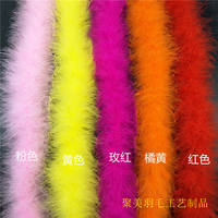 22 color choice diy long encryption turkey feathers ostrich feather wedding decoration stage fur clothing accessories
