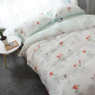 上新床上60支雙面天絲單品1.5米/1.8m/2.0m被套床單床笠枕套單件