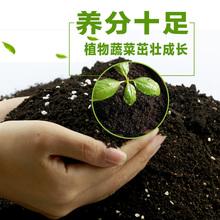 多肉植物土蔬菜花泥营养土种花土绿萝种植土花卉土批发通用型包邮