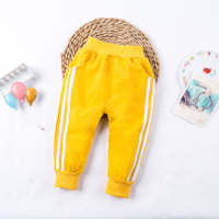 Baby cotton long pants 2019 new single pants spring 0-1-3 years old children boys baby children tide children pants