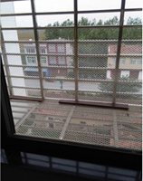 1.2 high balcony guard net safety net specials new big sale protection pet plastic net anti-off things