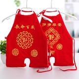 Apron baby belly belly autumn and winter baby apron summer cotton men and women baby thin section four seasons universal newborn