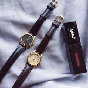 卡西欧简约皮带女士复古手表LTP-1094Q-7B4 7B5 LTP-1095Q-1A 9A