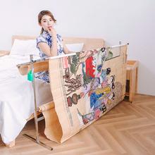 架子支架绣花架子框架通 1.5米十字绣绣架家用大号可调绣十字绣