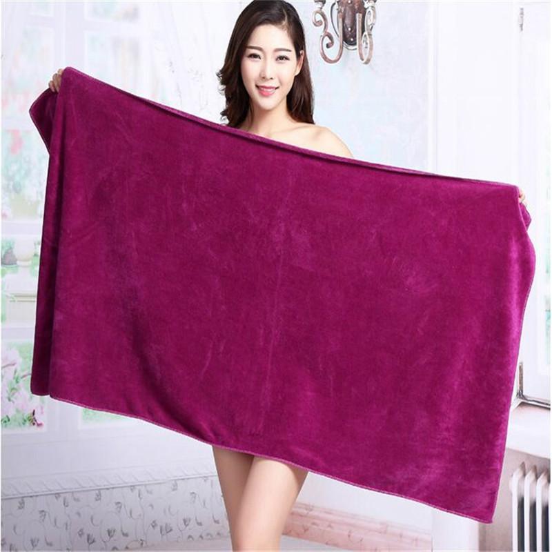 美容院铺床大浴巾