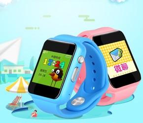 电信版儿童电话手表超长待机天翼防水插卡手机小学生智能定位手环