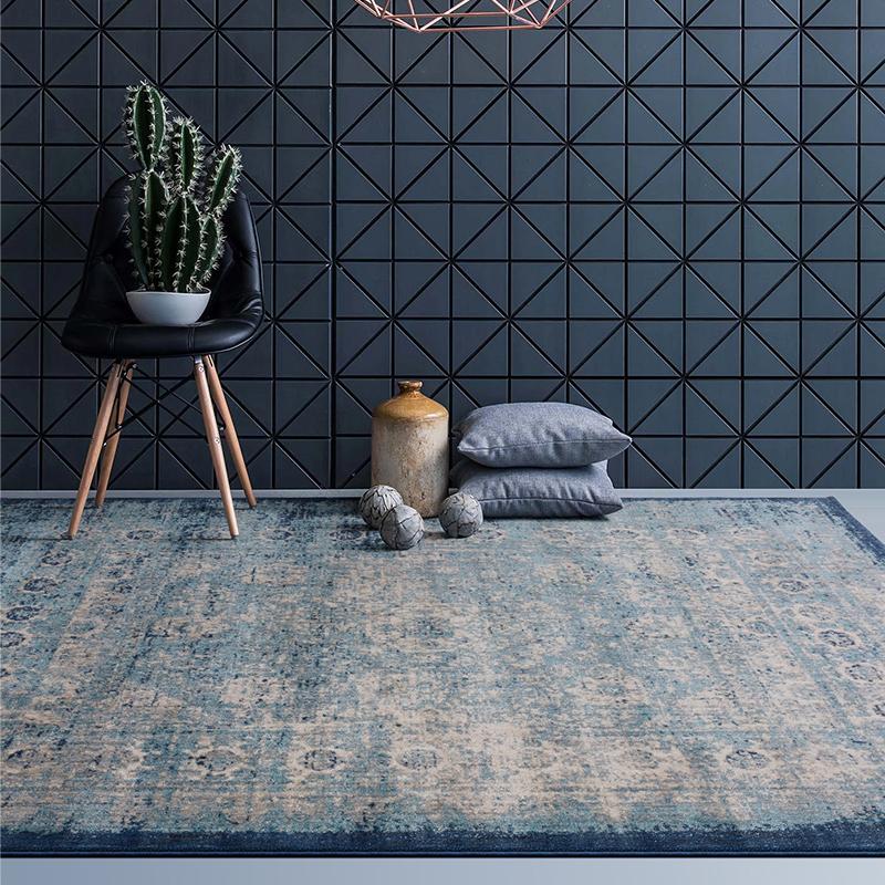 波斯地毯进口美式