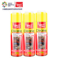 Advertised multi-functional foam cleaner car interior non-universal leather seat indoor strong decontamination cleaning