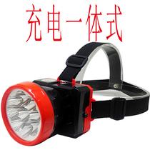 充电户外运动夜钓手电筒led防水感应工作头灯汽车维修灯头戴式ALS