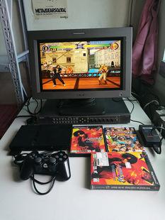 索尼PS2薄机 70007 PS2游戏主机