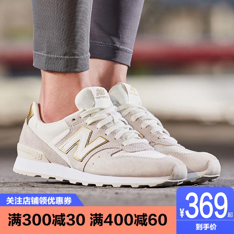NewBalance新百倫女鞋休閑鞋2019秋冬新款996系列復古運動鞋WR996FBK