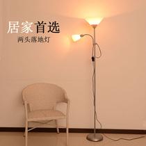 客厅灯落地书房地灯美容纹绣灯卧室立式台灯调光台灯