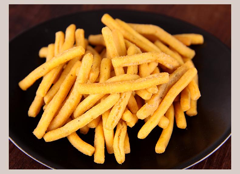 零食大礼包包邮 爱尚咪咪虾条蟹味粒薯条薯片休闲膨化食品小吃