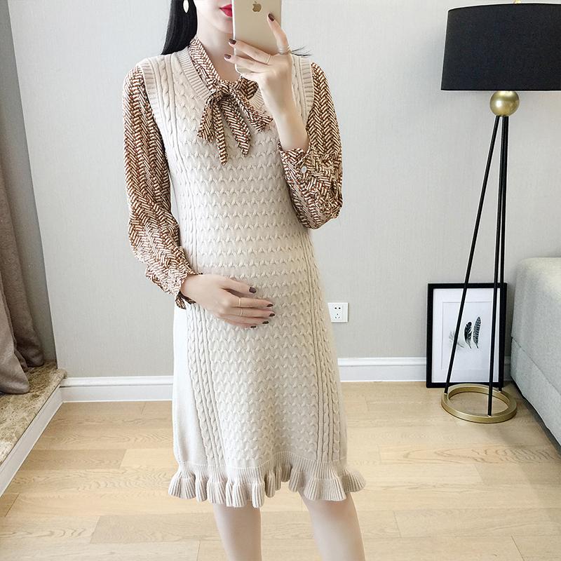 韩版夏装孕妇套装