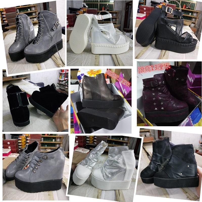 内增高新品女靴