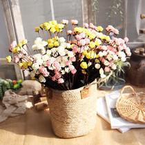 清仓捡漏景德镇陶瓷复古粗陶花瓶家居客厅插花干花陶罐摆件装饰品