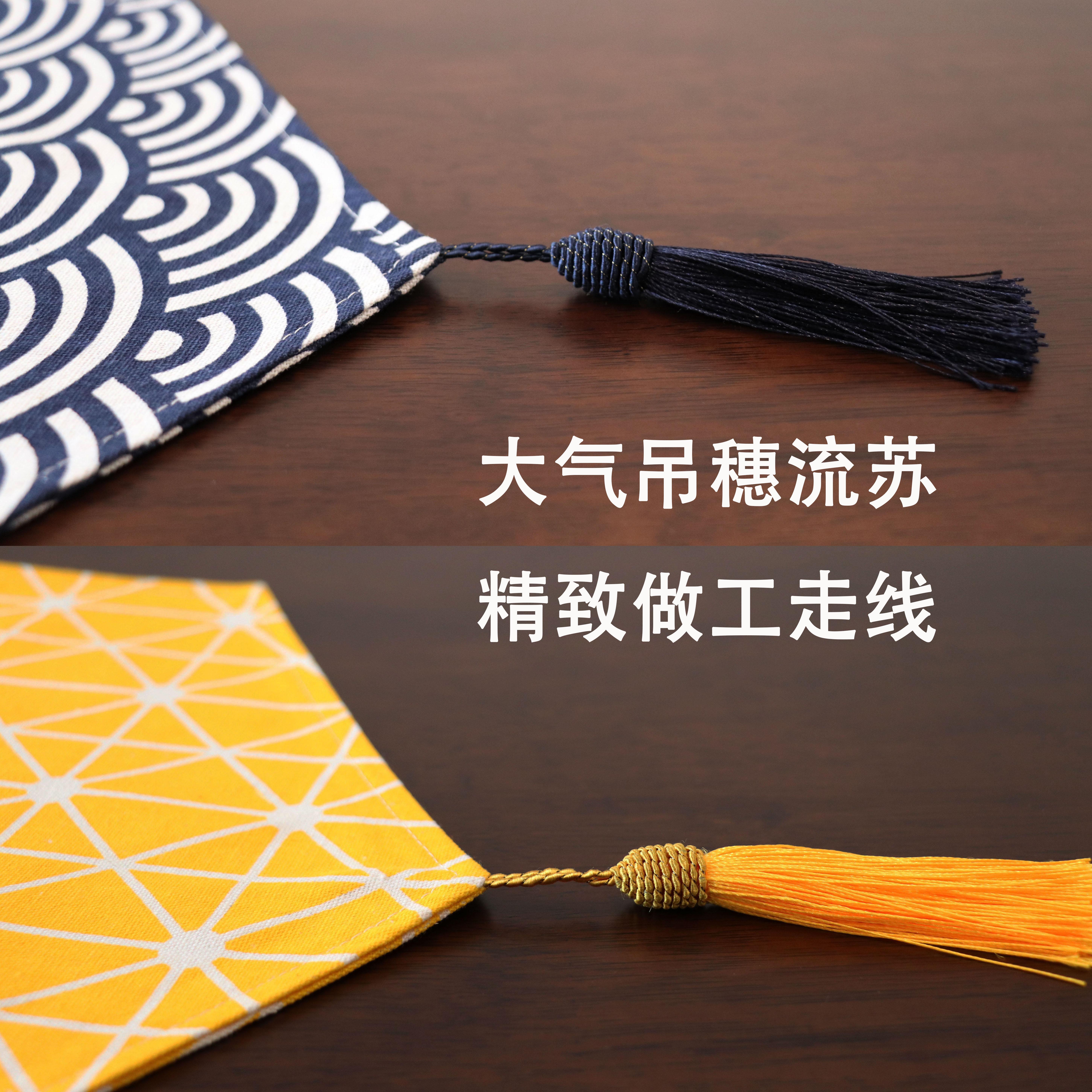北欧餐桌布艺现代简约台布桌旗欧式中式美式日式茶几床旗床尾巾