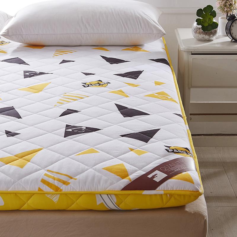 秋冬床垫折叠