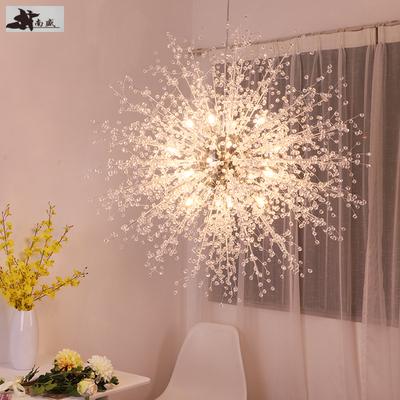 客厅灯具大气创意吊灯餐厅