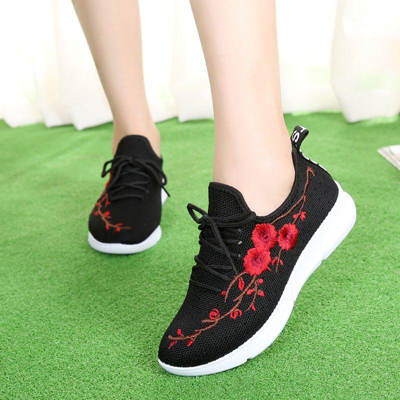 时尚女网鞋