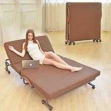 单人双人简易多功能午睡床躺椅午休床可折叠懒人沙发床小户型