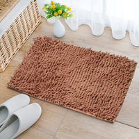 Chenille mat door mat door mat carpet bedroom mat kitchen bathroom toilet absorbent mat