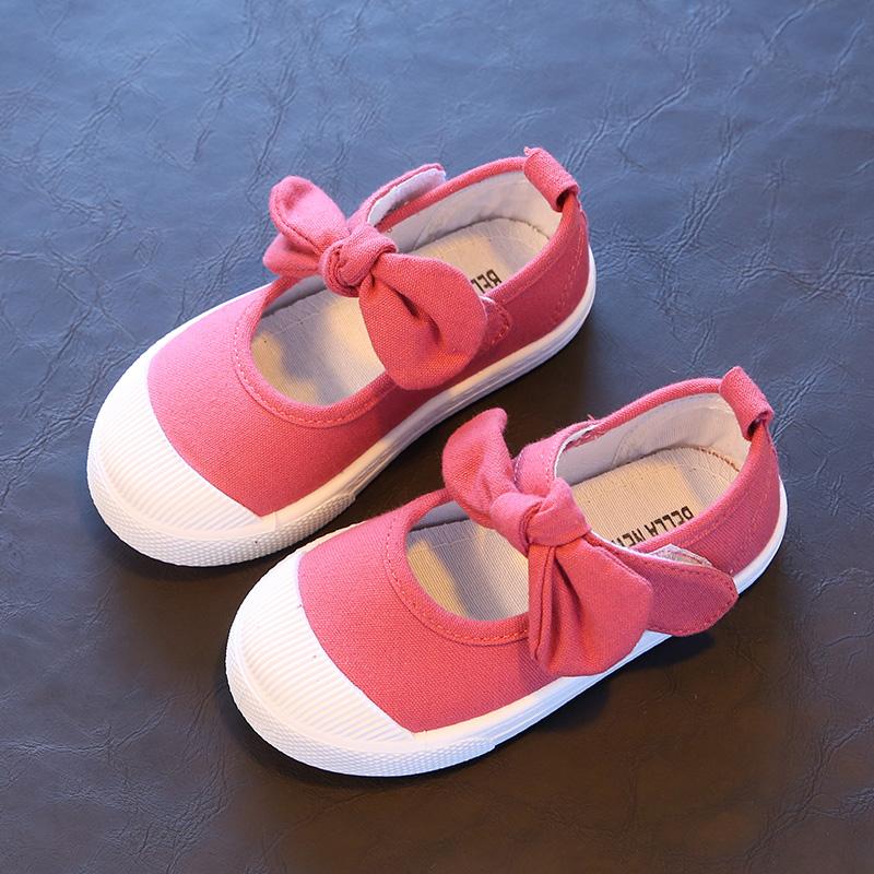 春秋公主布鞋