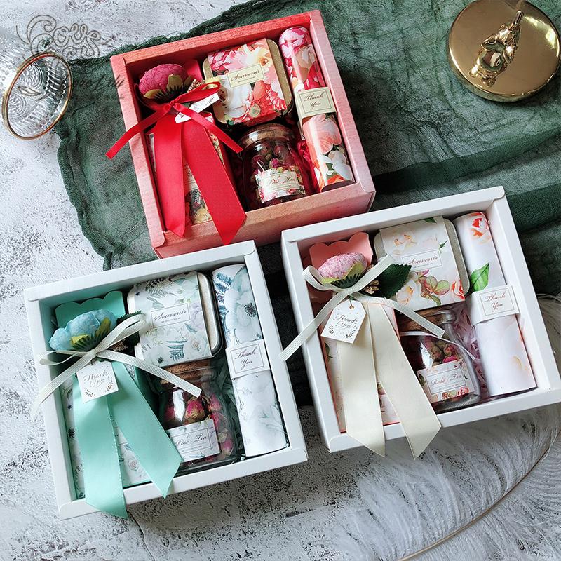 婚禮回禮禮盒個性