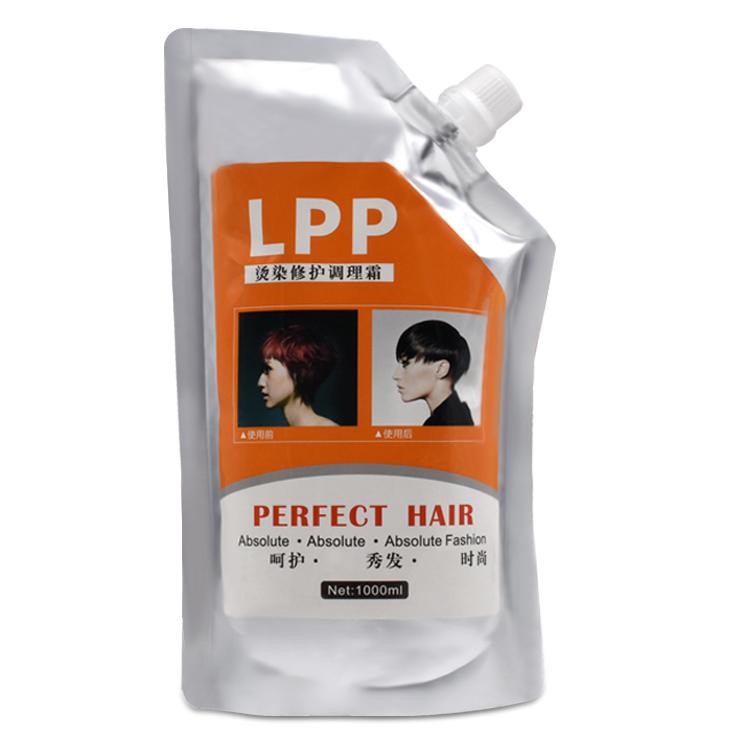 美发产品1 LPP烫染修护调理霜 水疗素 护发精华液 1000ml