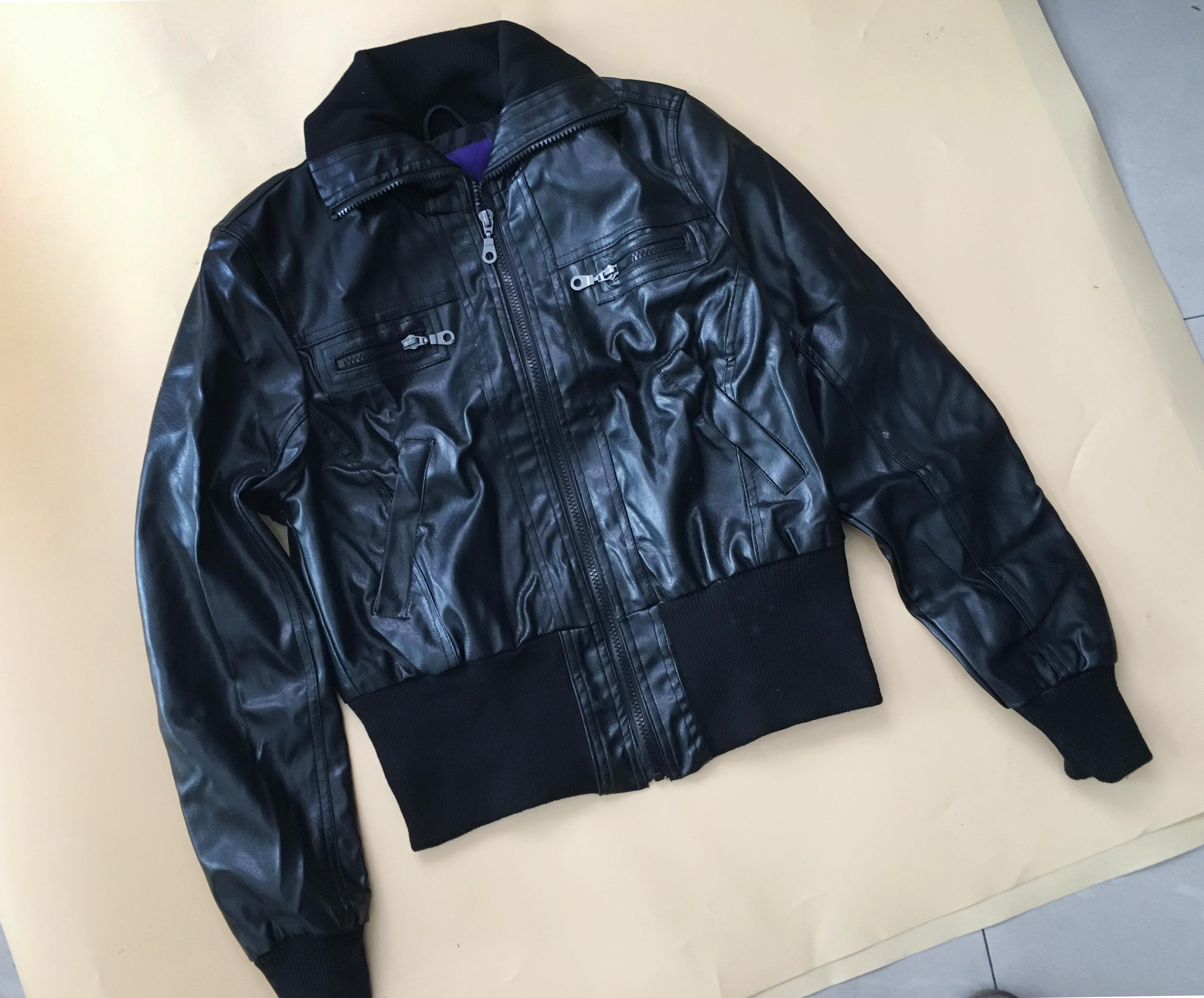 Женские кожаные куртки Артикул 560843568698